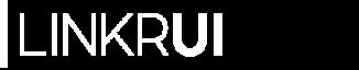 LinkrUI Logo White